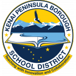 KPBSD logo 4c teaching with innovation and collaboration
